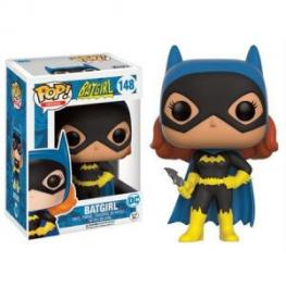 Figura Pop Dc Silver Age Batgirl Exclusive