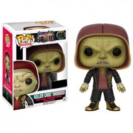 Figura Pop Dc Suicide Squad Killer Croc Hooded Exclusive