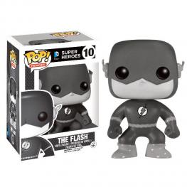 Figura Pop Dc The Flash B&w Exclusive