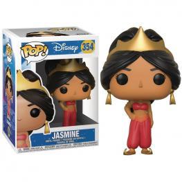 Figura Pop Disney Aladdin Jasmine Red