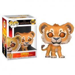 Figura Pop Disney el Rey Leon Simba