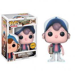 Figura Pop Disney Gravity Falls Dipper Pines Chase
