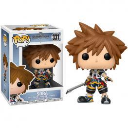 Figura Pop Disney Kingdom Hearts Sora Keyblade
