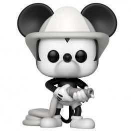 Figura Pop Disney Mickey's 90Th Firefighter Mickey