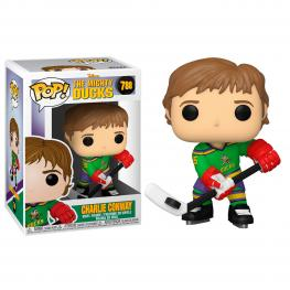 Figura Pop Disney Mighty Ducks Charlie Conway
