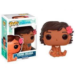 Figura Pop Disney Moana Seated Toddler Moana Exclusive