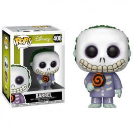 Figura Pop Disney Nightmare Before Christmas Barrel