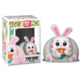 Figura Pop Disney Rompe Ralph Fun Bun