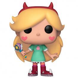 Figura Pop Disney Stars Vs The Forces Of Evil Star