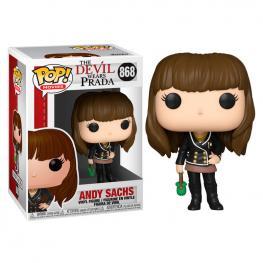 Figura Pop el Diablo Viste de Prada Andy Sachs