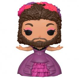 Figura Pop el Gran Showman Bearded Lady