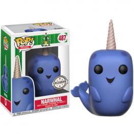 Figura Pop Elf Narwhal Exclusive