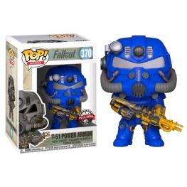 Figura Pop Fallout Power Armor Vault Tec Series 2 Exclusive