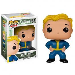 Figura Pop Fallout Vault Boy