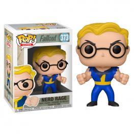 Figura Pop Fallout Vault Boy Nerd Rage