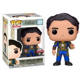 Figura Pop Fallout Vault Dweller With Mentats Series 2 Exclusive