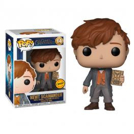 Figura Pop Fantastic Beasts 2 The Crimes Of Grindelwald Newt Scamander Chase
