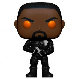 Figura Pop Fast & Furious Hobbs & Shaw Brixton With Orange Eyes