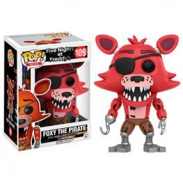 Figura Pop Five Nights At Freddy'S Foxy