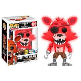Figura Pop! Five Nights At Freddy'S Foxy The Pirate Red Exclusive