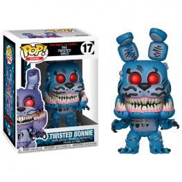 Figura Pop Five Nights At Freddys Twisted Bonnie