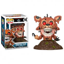 Figura Pop Five Nights At Freddys Twisted Foxy