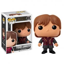 Figura Pop Game Of Thrones Tyrion Lannister