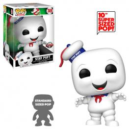 Figura Pop Ghostbusters Stay Puft Exclusive 25Cm