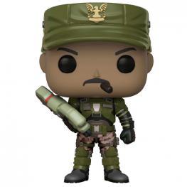 Figura Pop Halo Sgt. Johnson Chase