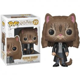 Figura Pop Harry Potter Hermione As Cat