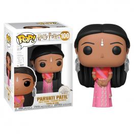 Figura Pop Harry Potter Parvati Patil Yule
