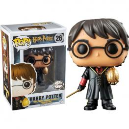 Figura Pop Harry Potter With Egg Exclusive