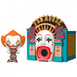 Figura Pop It 2 Demonic Pennywise With Funhouse