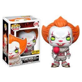 Figura Pop It 2017 Pennywise With Balloon Exclusive
