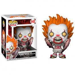Figura Pop It Pennywise With Spider Legs