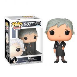 Figura Pop James Bond M Serie 2