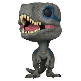 Figura Pop Jurassic World Fallen Kingdom Blue New Pose
