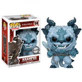 Figura Pop Krampus Frozen Krampus Exclusive