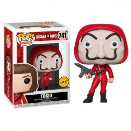 Figura Pop la Casa de Papel Tokio With Mask Chase