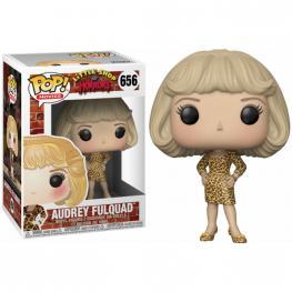 Figura Pop la Pequeña Tienda de los Horrores Audrey Fulquad