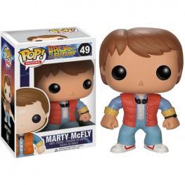Figura Pop Marty Mcfly Regreso Al Futuro