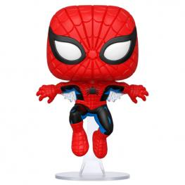 Figura Pop Marvel 80Th First Appearance Spiderman