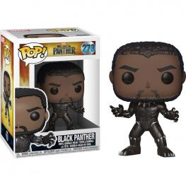Figura Pop Marvel Black Panther