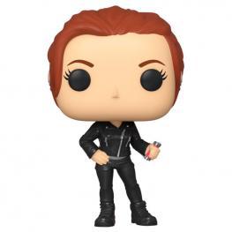 Figura Pop Marvel Black Widow Street