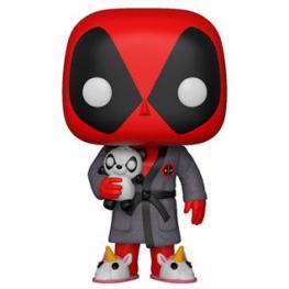 Figura Pop Marvel Deadpool Parody Deadpool In Robe
