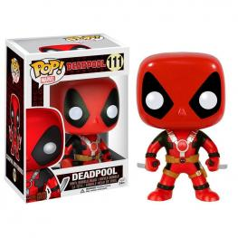 Figura Pop Marvel Deadpool Swords