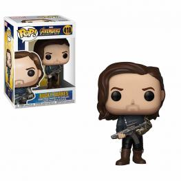 Figura Pop Marvel Infinity War Bucky Barnes Weapon