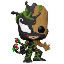 Figura Pop Marvel Max Venom Groot