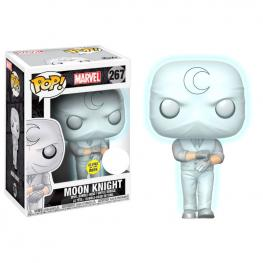 Figura Pop Marvel Moon Knight Glow In The Dark Exclusive