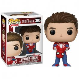 Figura Pop Marvel Spiderman Unmasked Spider-Man